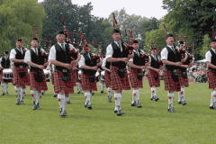 City of Amsterdam pipe band